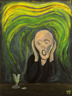 Parafrase, The Scream by Munch