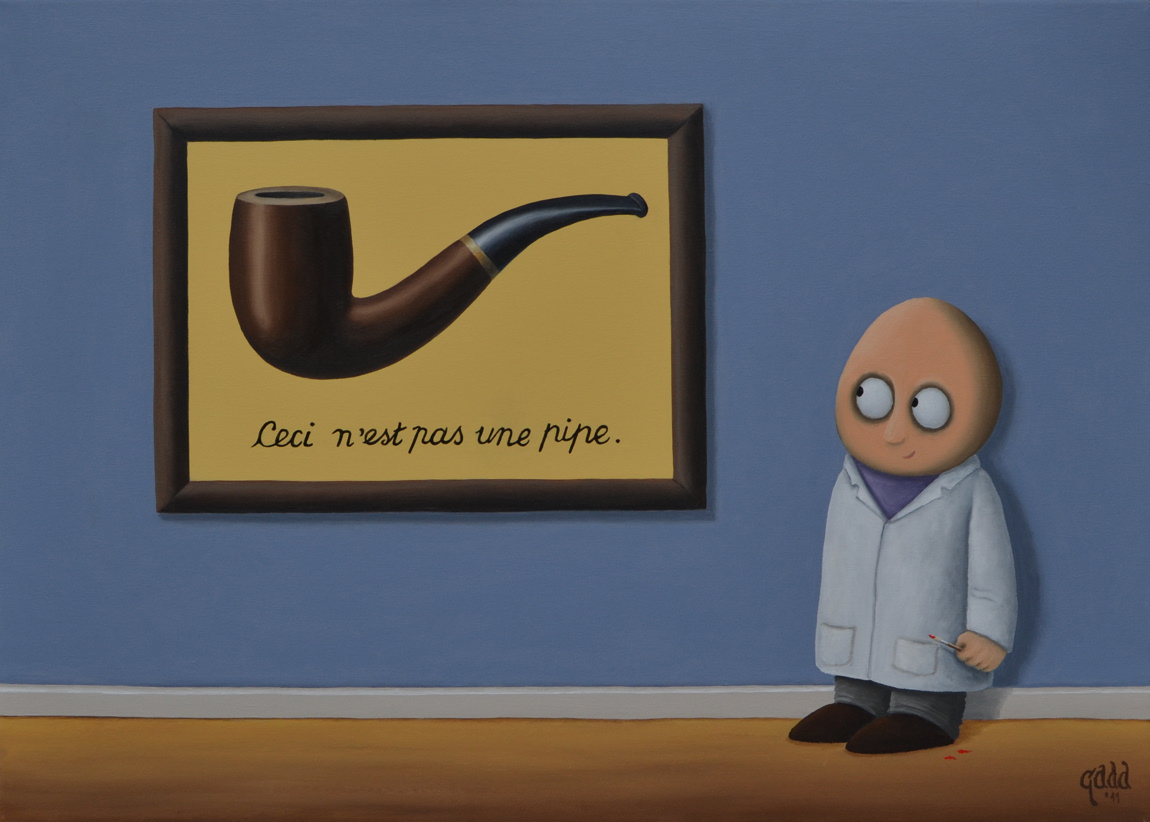 Walther hos Magritte 1